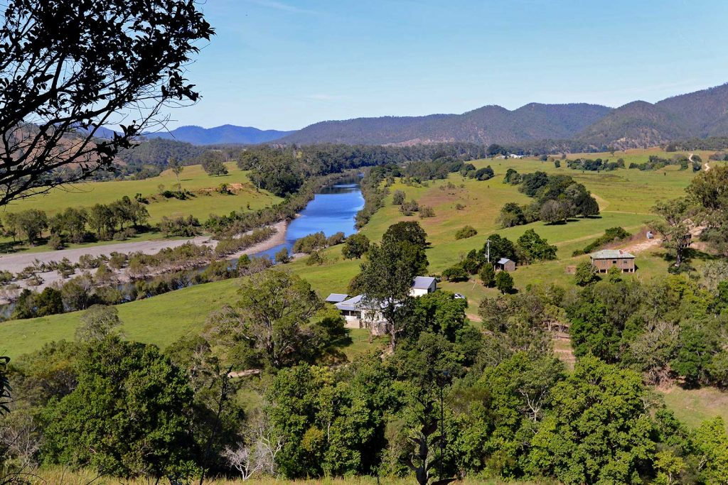 Bemurrah Homestead Bellbrook Upper Macleay